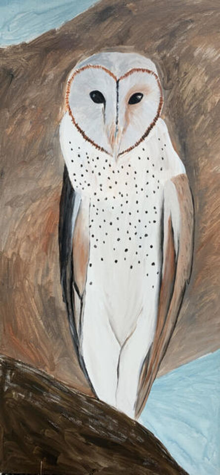 Gemma Kahng, 'Barn Owl', 2019