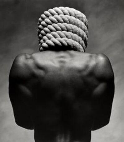 Stephane Graff, 'Ropehead', 1991