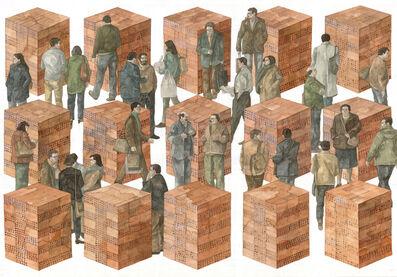 Hyuro, 'Relaciones urbanas (Urban Relationships)'