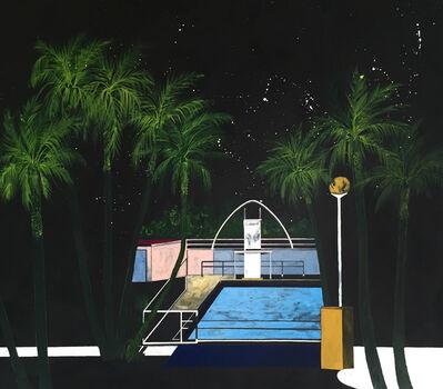 Charlotte Keates, 'Night Time Oasis', 2017