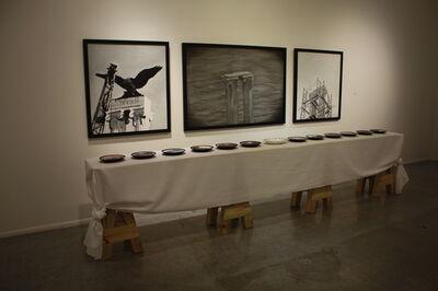 Jose Toirac, 'Solve et Coagula', 2012