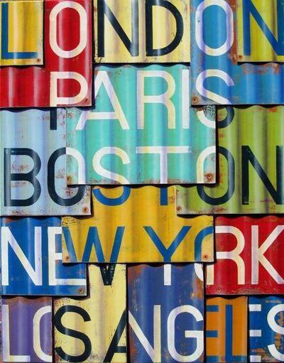 Ross Tamlin, 'London LA', 2015