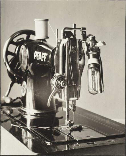 Wanda von Debschitz-Kunowski, 'Sewing Machine (Nähmaschine)', 1930