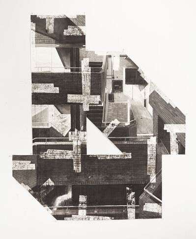 Björn Meyer-Ebrecht, 'Untitled (Stairs)', 2017