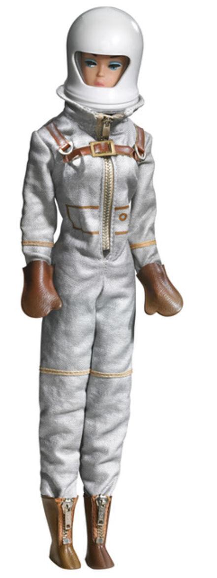 Mattel, 'Astronaut Barbie', 1965