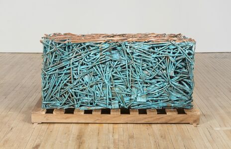The Dufala Brothers, 'Copper Bale', 2015