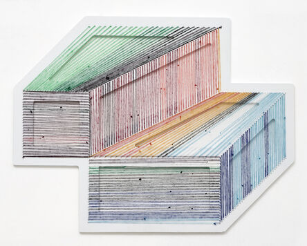 Adrian Esparza, 'Past Perspective 3', 2014