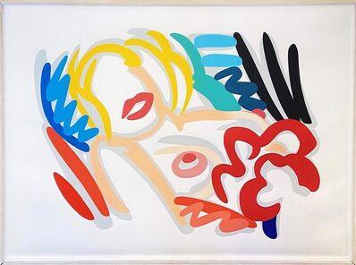 Tom Wesselmann, 'Big Blonde', 1986/1988