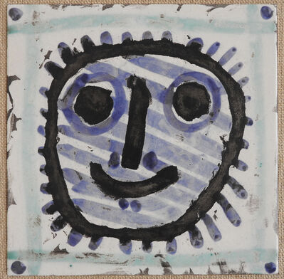Pablo Picasso, 'Mask (Ramie 311)', 1956