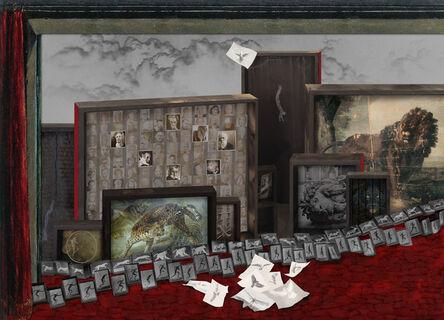 Anett Stuth, 'Gefangenschaft und Freiheit', 2012