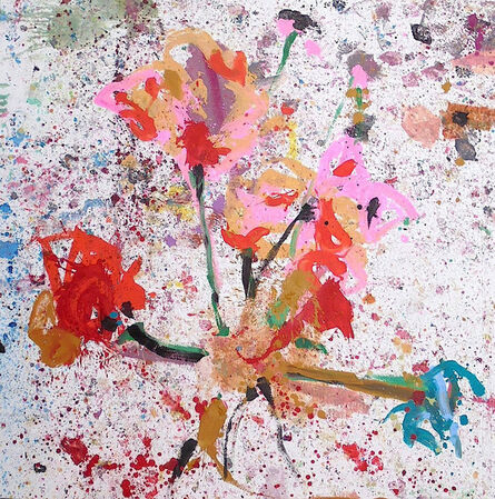 Jorge Galindo, 'The Flowers of Romance No. 3', 2019