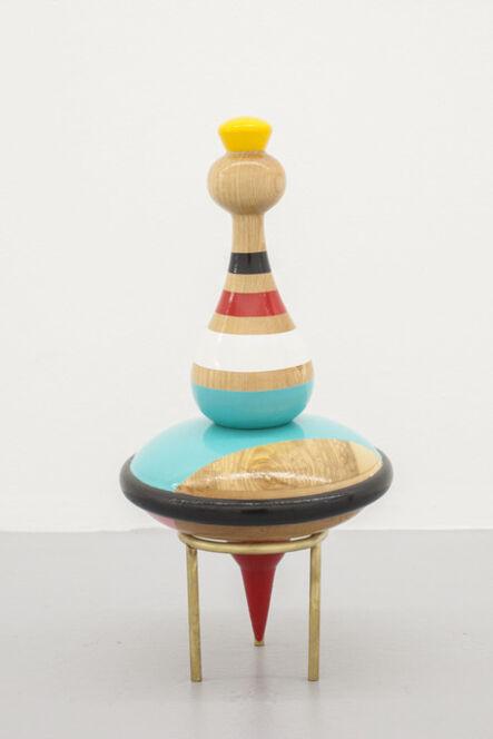 Henrik Vibskov, 'Wooden Spinners 25', 2016