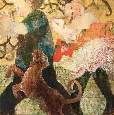 Deirdre O'Connell, 'Boris and Nina in Moscow', 2014