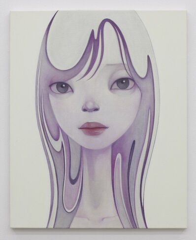 Hideaki Kawashima, 'Violet', 2014