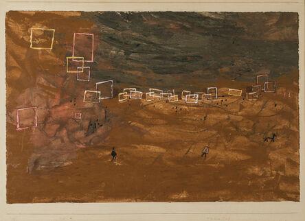Paul Klee, 'Desert Village', 1930