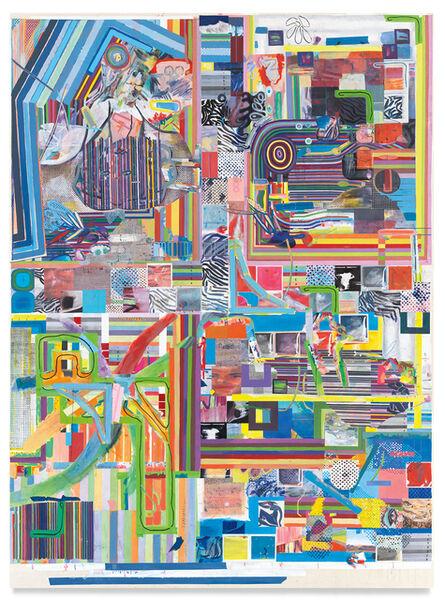 Franklin Evans, 'franklinfootpaths15to20', 2020