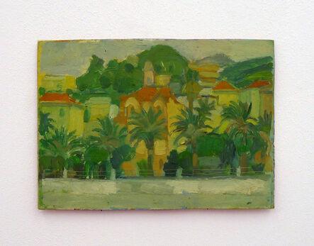 Santi Alleruzzo, 'Varazze', 1959