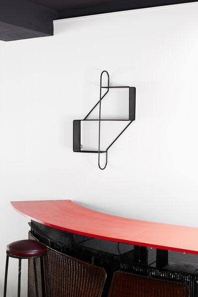 """Mathieu Matégot, '""""Clef"""" shelf', 1955"""