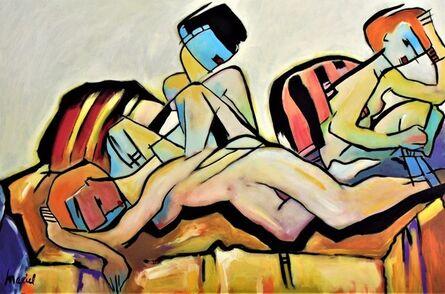 Nora Maciel, 'El Descanso'