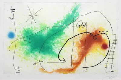 Joan Miró, 'Partie de Campagne IV', 1967