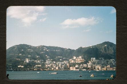 Milton Peter Barrett, 'Hong Kong Island', 1958