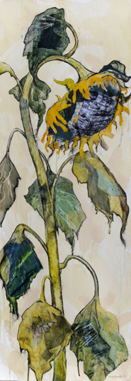 Jenny Grevatte, 'Fading Sunflower', 2018
