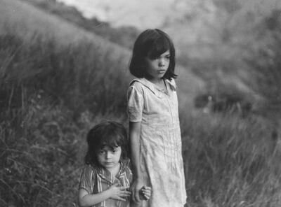Jack Delano, 'Children of a Farmer Near Caguas, Puerto Rico', 1941