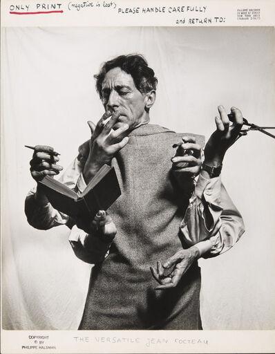 Philippe Halsman, 'The Versatile Jean Cocteau', 1949