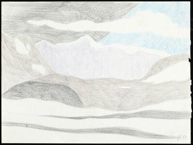 Daniel Richter, 'Untitled (Greenland)'