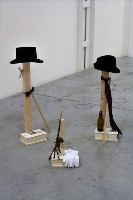 Maria Adele Del Vecchio, 'Dandies', 2008