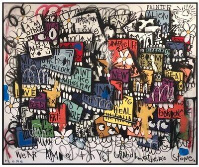 FLORE (b. 1983), 'Downtown LA', 2018