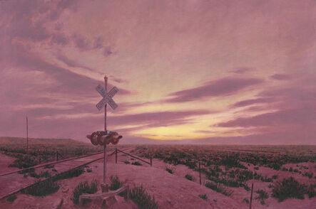 Mark Harrison, 'Crossing', 2020