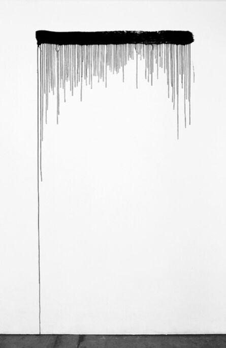Francisco Ugarte, 'Sin título (Pintura acrílica, muro y piso)', 2013