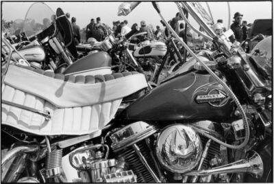 Danny Lyon, 'Field meet, Long Island, New York, The Bikeriders Portfolio', 1966