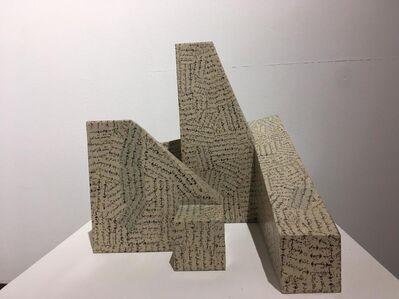 Hazem ElMestikawy, 'Heh Letter nr.2 ', 2015