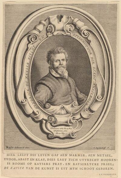 Jonas Suyderhoff after Thomas de Keyser, 'Hendrick de Keyser'