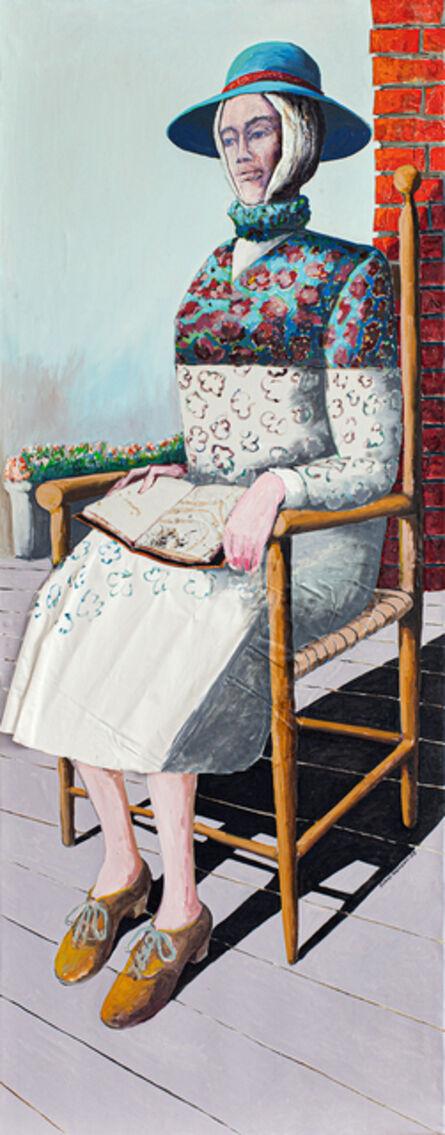 Benny Andrews, 'Miss Emma ', 1988