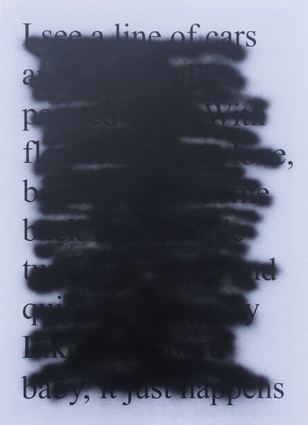 milosz odobrovic, 'Paint It Black', 2017