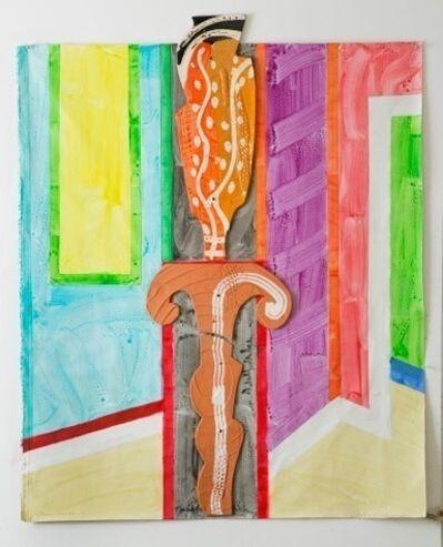 Betty Woodman, 'Museum View 3', 2012