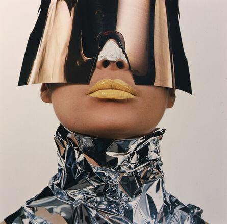 Irving Penn, 'Woman with Sunblock, New York', 1966