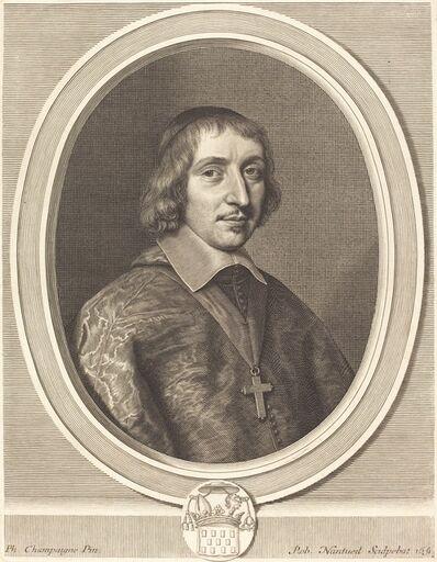 Robert Nanteuil after Philippe de Champaigne, 'Philibert-Emmanuel de Beaumanoir Lavardin', 1651