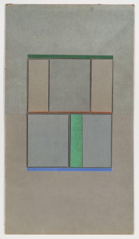 Chris Corales, 'False Bottom', 2014