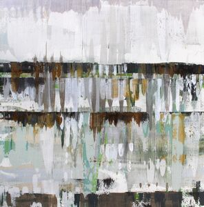Brigitte McReynolds, 'Green Horizon', 2021