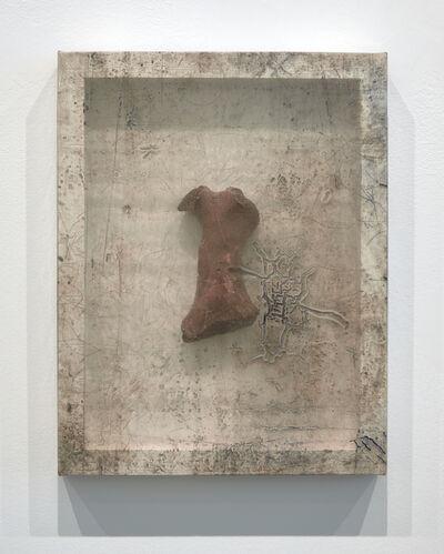 Sonya Kelliher-Combs, 'Remnant (Walrus Bone IV)', 2019