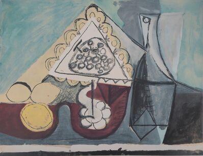 Pablo Picasso, 'Table aux citrons', 1960