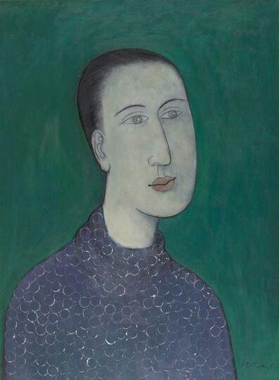 Chiu Ya-tsai, 'Inward Thought ', 1990s