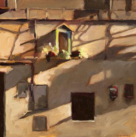 Connie Hayes, 'Wall Shrine, Civita '