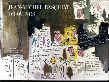 Jean-Michel Basquiat, 'Jean-Michel Basquiat Drawing ', 1985