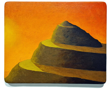 Ángel Padrón, 'Montaña', 2000
