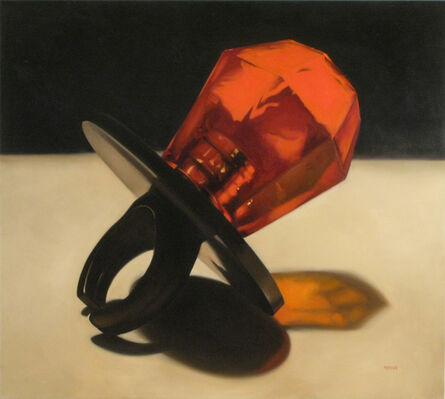 Margaret Morrison, 'Ring Pop (red)', 2007